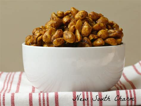 toffee candied peanuts sundaysupper  south charm