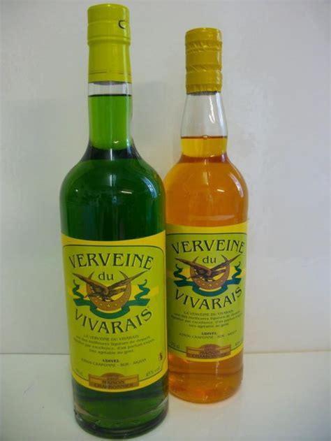liqueurs digestifs et cr 232 mes vivarais verveine du vivarais magasin de produits r 233 gionaux