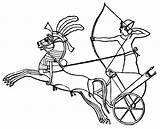 Chariot Clipart War Horse Clip Egyptian Etc Coloring Dran Pages Drawn Egypt Usf Edu Clipground 1024 sketch template