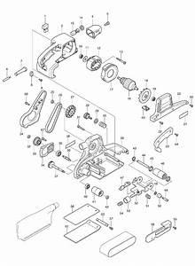 Buy Makita 9404 4 Inch X 24 Inch Belt Replacement Tool