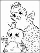 Hatchimals Coloring Pages Kleurplaten Hatchimal Printable Kinderen Voor Printen Pintar Kleurplaat Para Colorear Colouring Dibujos Birthday Activities Tekeningen Om Te sketch template