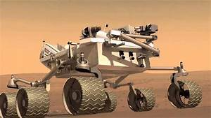 How The Curiosity Mars Rover Will Land And Navigate