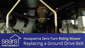 How To Replace A Husqvarna Zero