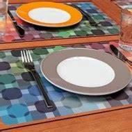 Sets De Table Originaux : sets de table originaux et design en plastique ou jetable ~ Voncanada.com Idées de Décoration