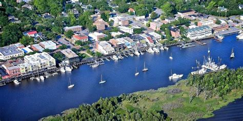 georgetown   running   coastal small town