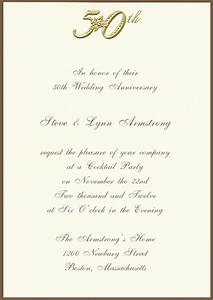 printable 50th golden anniversary invitation With free printable invitations for 50th wedding anniversary