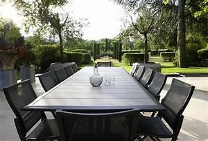 Table Pied Central Extensible : acheter table hegoa les jardins extensible pied central ~ Teatrodelosmanantiales.com Idées de Décoration