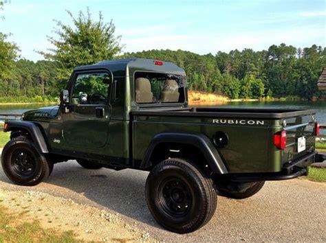 sell   jeep wrangler tj rubicon aev brute pick  truck conversion   grovetown