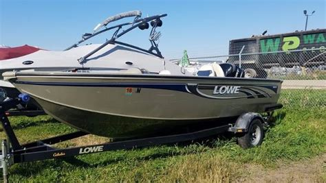 Boat Dealers Red Wing Mn by 2007 Lowe Boats Fm175 17 Foot 2007 Lowe Boat In Red Wing