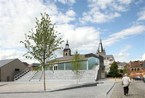 espace culturel victor jara l 39 escaut architectures