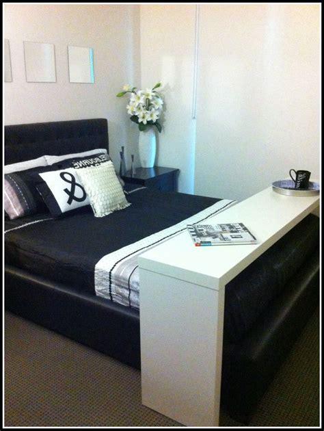 Ikea Tisch über Bett by Ikea Malm Bett Tisch 140 Monref Net
