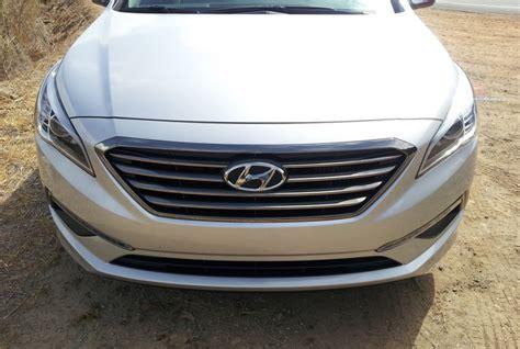 2015 Hyundai Sonata Size Is The Gas Tank