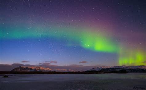 Iceland Aurora Borealis Page