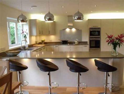 u shaped kitchen designs with breakfast bar homeofficedecoration u shaped kitchen designs with 9807
