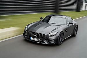 Mercedes celebrates 50 years of AMG with the AMG GT C ...