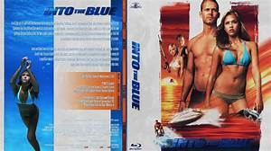 Into The Blue - Movie Blu-Ray Custom Covers - Into The ...