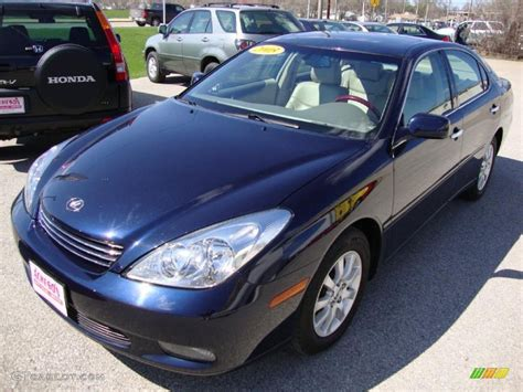 lexus blue 2003 blue onyx pearl lexus es 300 28364614 gtcarlot com