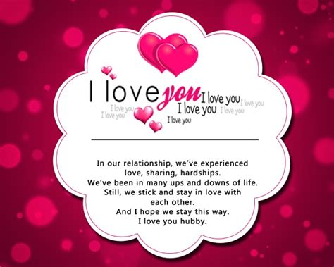 love messages  husband  wife husband love message