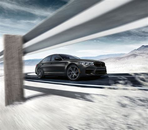 2020 Bmw M5 Edition 35 Years by Only 35 2020 Bmw M5 Edition 35 Years Will Come Stateside