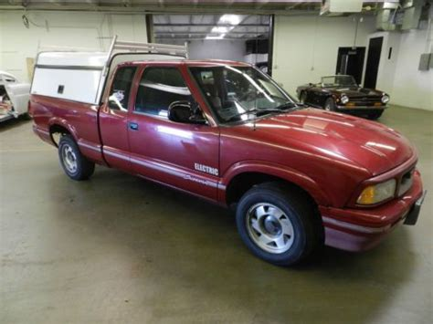 electric and cars manual 1992 gmc sonoma security system purchase used 1995 gmc sonoma 100 electric sls 2 door pickup truck in westminster colorado