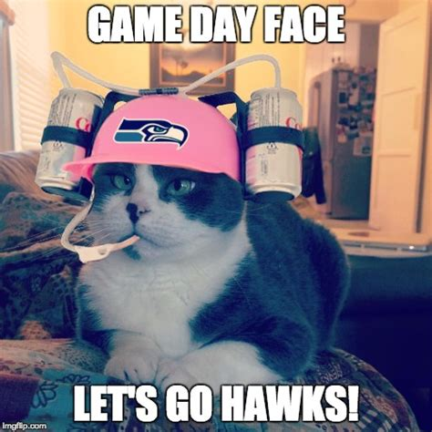Game Day Meme - seahawks game day imgflip