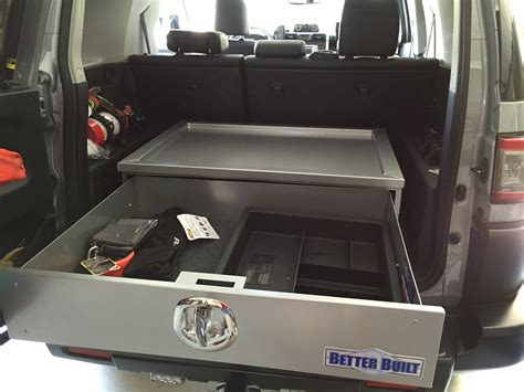 suv drawer system cargo drawers for suv chest of drawers