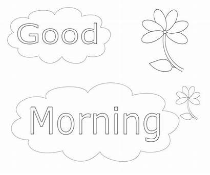 Pages Morning Coloring Colouring Ladybug Printable Bonjour