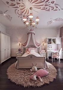Lovely bedroom interior design for girls for Bedroom interior design for girls