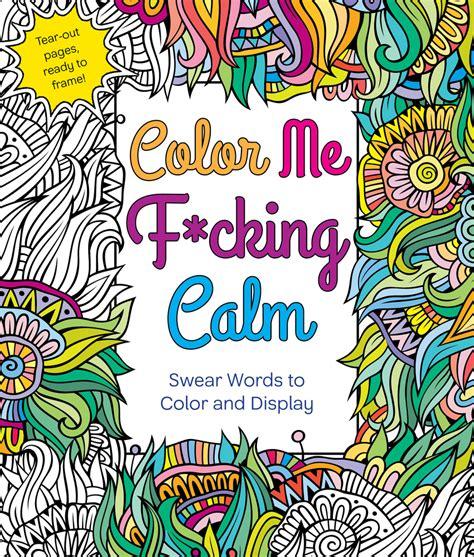 color  fcking calm hannah caner macmillan