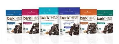 Bark Thins, Dark Chocolate Pretzel & Sea Salt