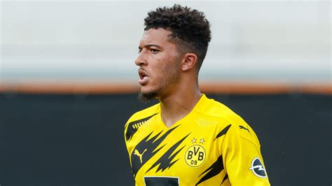 Jadon Sancho: The state of play ahead of Deadline Day ...
