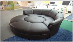 20 ideas of big round sofa chairs With circle sofa bed