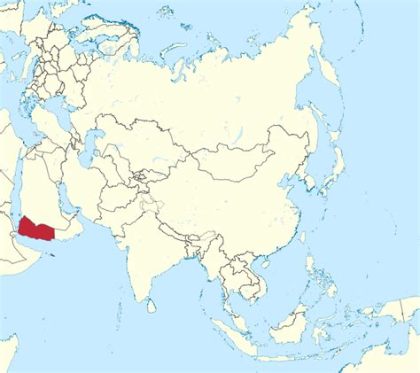 File:Yemen in Asia (-mini map -rivers).svg - Wikimedia Commons