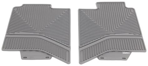 floor mats ram 2500 2016 ram 2500 weathertech all weather rear floor mats gray