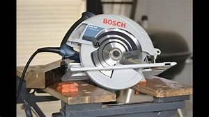 Bosch Gks 190 Test : bosch saw review hardwood test gks 190 youtube ~ A.2002-acura-tl-radio.info Haus und Dekorationen