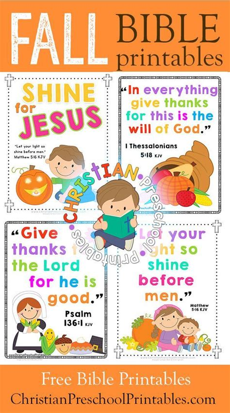 free thanksgiving bible printables for harvest 338 | 656f1385e78e3fb360f8538512997fec thanksgiving preschool thanksgiving ideas