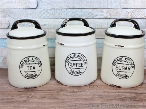 kitchen tea coffee sugar canisters vintage kitchen ceramic tea coffee sugar canisters