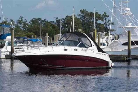 Swan River Boat Rs by 2006 Sea 320 Sundancer Power New And Used Boats For Sale