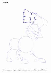 Step by Step How to Draw Type Null from Pokemon Sun and ...