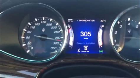 Maserati Quattroporte Gts Acceleration And Top Speed