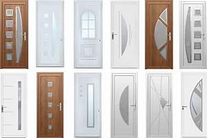 installation de portes dentree en pvc et aluminium a sete With porte d entrée pvc en utilisant porte entree bois