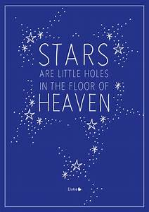 losing someone special gazing at stars and rainbows With there s holes in the floor of heaven