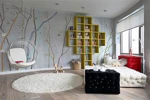 10 contemporary teen bedroom design ideas digsdigs for Modern bedroom decoration for teenagers