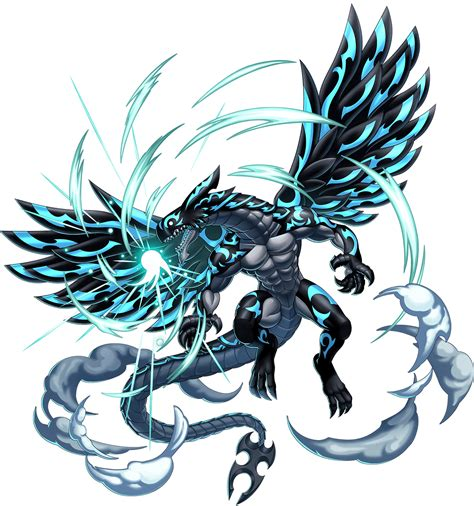 acnologia  king   dragons fairytail