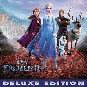 frozen  banda sonora original en castellanodeluxe