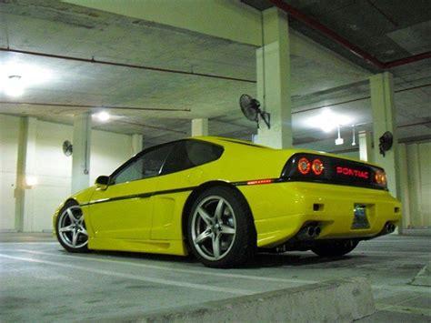 Pontiac Fiero, Pontiac Fiero Gt, Cars