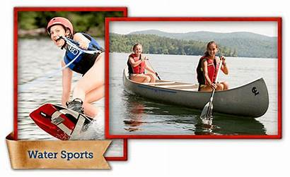 Camp Lochearn Activities Sports Snorkeling Diving Canoeing
