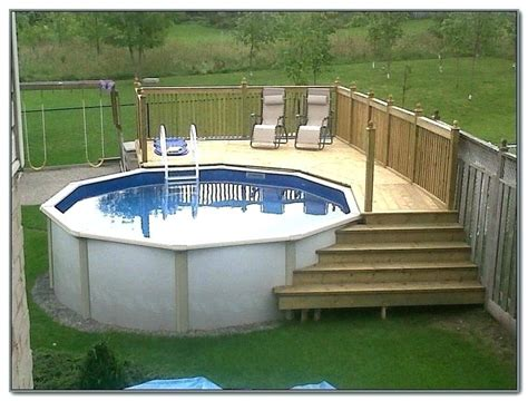 Above Ground Pool Rectangle Above Ground Pools Above