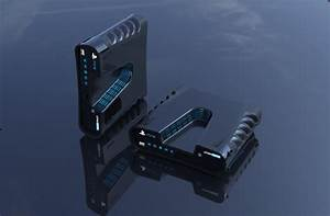 PS5's Devkit Looks Like an Alien Spaceship in 3D Mock Ups ...  Ps5