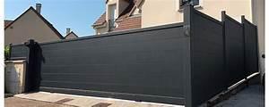 Brise Vue En Alu : brise vue aluminium brise vue alu brise vue contemporain ~ Melissatoandfro.com Idées de Décoration